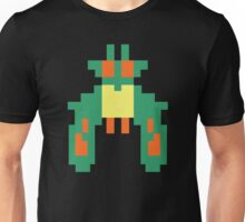 Space Bug Classic 80s Arcade  Unisex T-Shirt