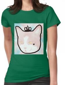 Cotton Candy Kia Womens Fitted T-Shirt