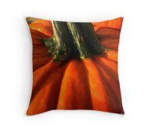 Big Pumpkin Throw Pillow