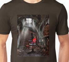Barber Shop Unisex T-Shirt