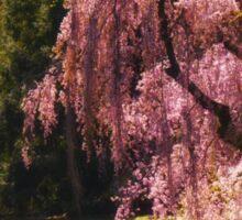 Love Poem - Brooklyn Botanic Garden - New York City Sticker