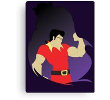 No One, Like Gaston Canvas Print
