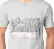 Central Park - Poet's Walk - New York City Unisex T-Shirt