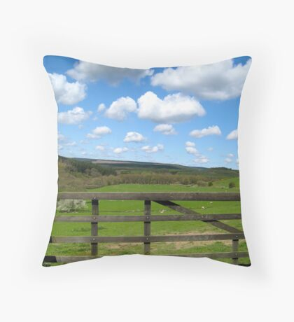 Langdale Forest Throw Pillow