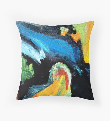 Fresco Throw Pillow