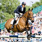 William Funnell @ Longines 2010 by Mark Greenwood