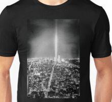 New York City - Tribute in Light Unisex T-Shirt