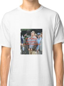 He is beauty, he is grace, he is Mr United States Classic T-Shirt