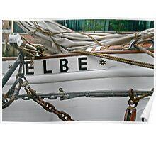 Elbe Poster
