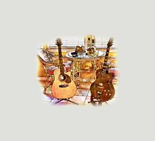 Country and Blues - Musically Themed Art Unisex T-Shirt