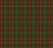 00109 Maple Leaf District Tartan  by Detnecs2013