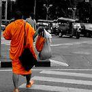 All orange by lokanin