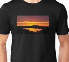July Sunset Unisex T-Shirt