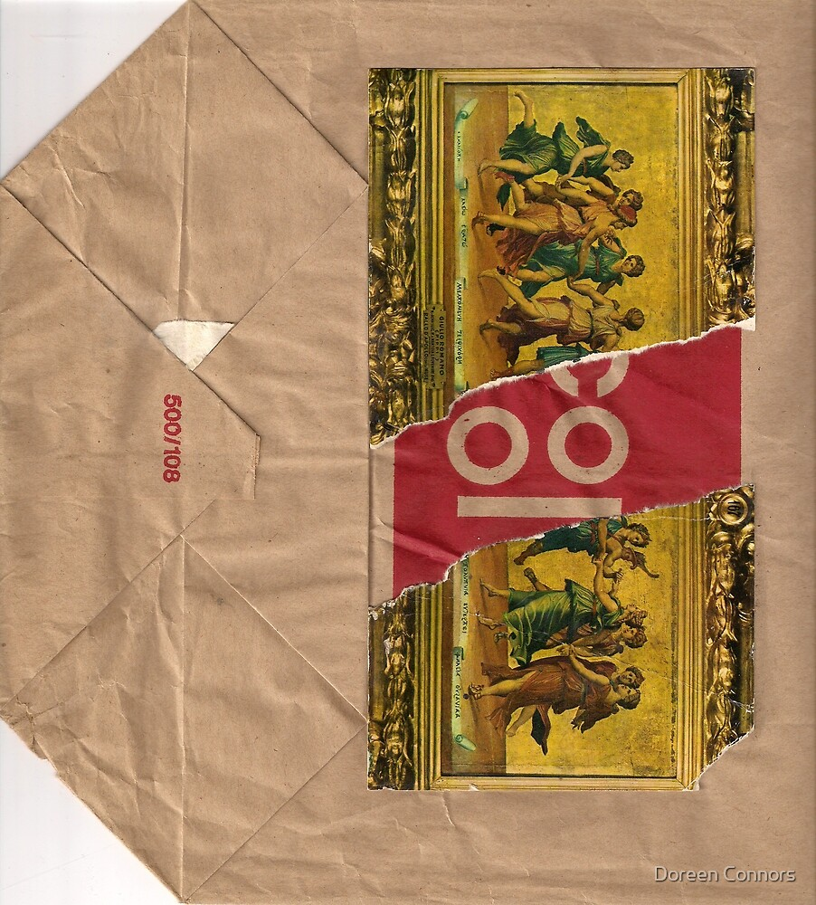 OOde on the Paper Bag by Doreen Connors