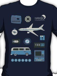 Lost blue T-Shirt