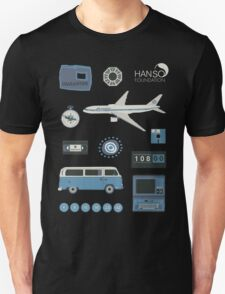 Lost blue Unisex T-Shirt