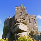 Cornwall: Carn Brea Castle - Emerging From the Rock by Rob Parsons