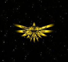 Triforce Star by albertjunior