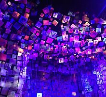 Roald Dahl Purple Matilda West End Show Set by randy0151