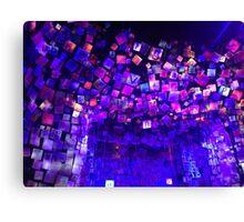 Roald Dahl Purple Matilda West End Show Set Canvas Print