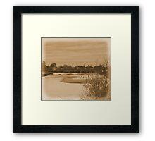 Whitesands, Dumfries Framed Print