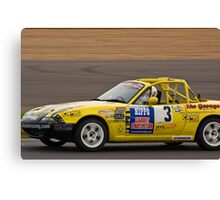 2010 Ma5da MX5 Champion Canvas Print