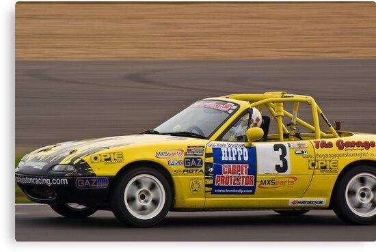 2010 Ma5da MX5 Champion by Willie Jackson