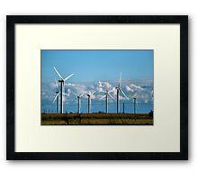 Walland Wind Framed Print