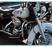 POLICE MOTORCYCLE by BOLLA67