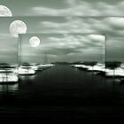 Ghost Pier ©  by Dawn M. Becker