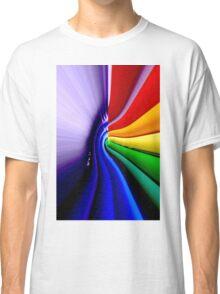 rainbow twist Classic T-Shirt