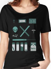 X-Files  Women's Relaxed Fit T-Shirt