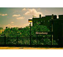 Astoria Broadway Station Photographic Print