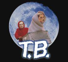 Tom Brady's Courtroom Sketch E.T. Parody Kids Clothes