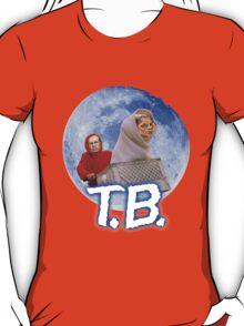 Tom Brady's Courtroom Sketch E.T. Parody T-Shirt