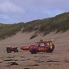 Lifeguards by Jan Carlton