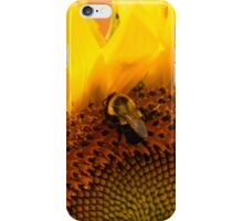 Gathering Nectar iPhone Case/Skin
