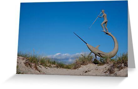 Swordfisherman by phil decocco