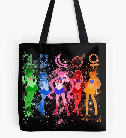The Inner Senshi Tote Bag