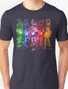 The Inner Senshi Unisex T-Shirt