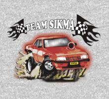 Team Sikma Kids Clothes