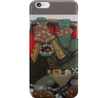 Not a Nice Guy in South Tucson iPhone Case/Skin