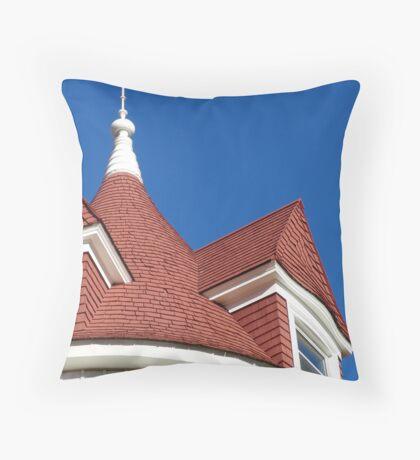 Castlemania Throw Pillow