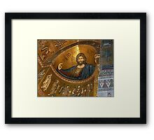 Cathedral of Monreale Framed Print