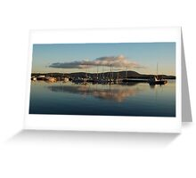 Mountshannon Mirror - Clare, Ireland Greeting Card