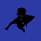 Naoto Shirogane (Persona 4) by RobsteinOne