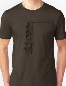 Traffic of Words Unisex T-Shirt