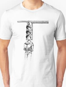 Traffic of Words Unisex T-Shirt