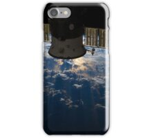 ISS over the Atlantic, 2013 iPhone Case/Skin