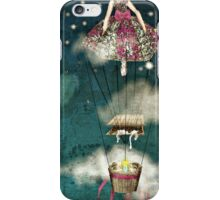 Fly and Fly S'omore by Alma Lee iPhone Case/Skin